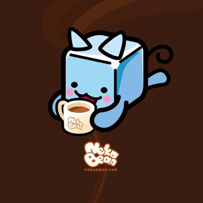 コーヒータイムねこび〜ん