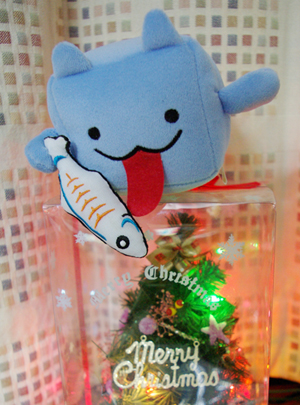メリークリスマス!ねこび〜ん