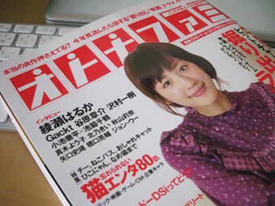 オトナファミ2008 December ネコ特集
